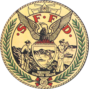 San Francisco Fire Department Logo