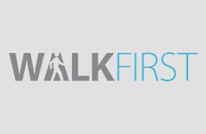 WalkFirst Logo. Link to WalkFirst website.