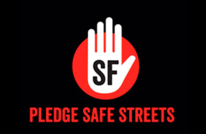 Safe Streets Logo. Links to website.