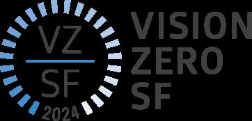 Vision Zero SF Logo