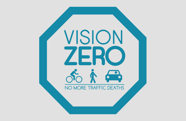 Vision Zero Coalition Logo