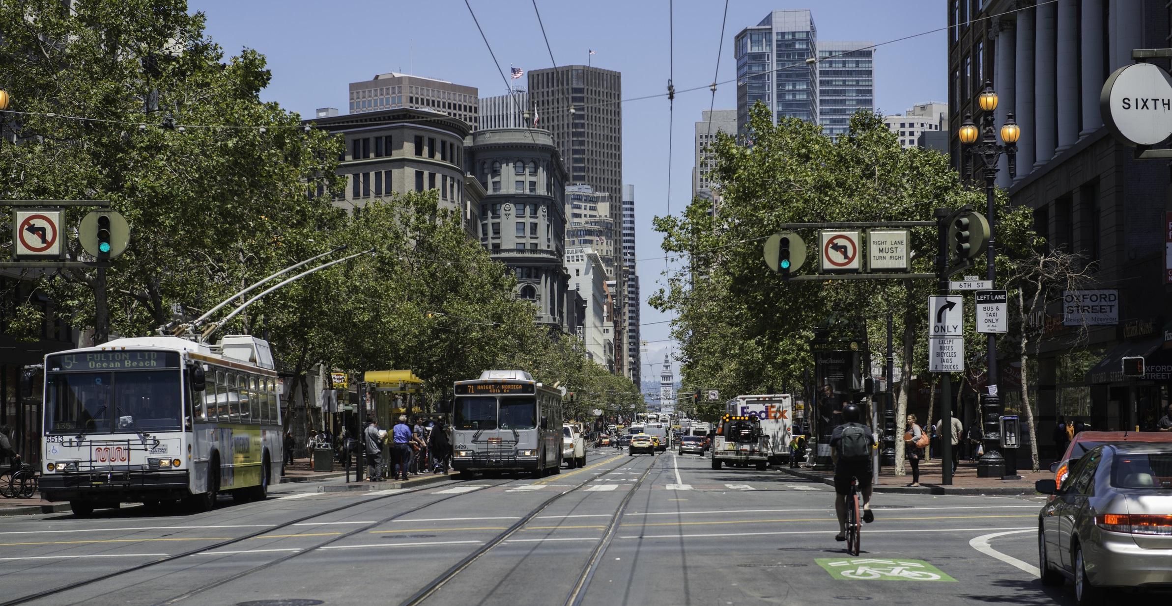 Safer Market Street Next Step: Implementation | Vision Zero SF Market Street